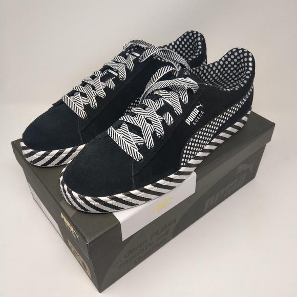 Puma Shoes | Suede Size 8 | Poshmark